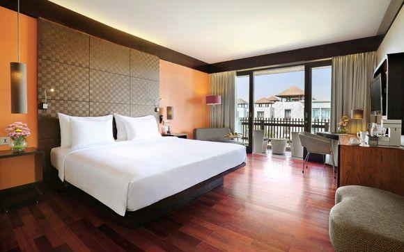 Poussez les portes de l'Hôtel Pullman Bali Legian Beach 5*