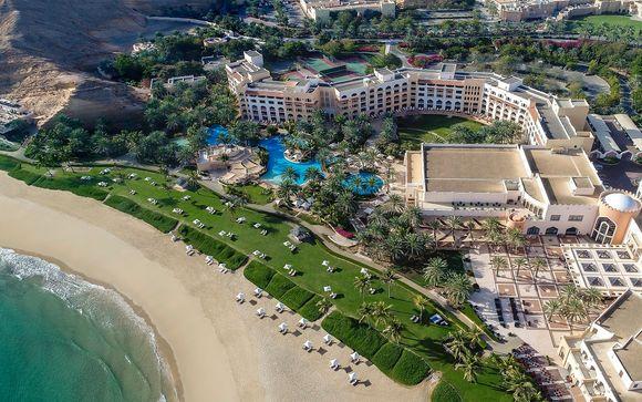 Hôtel Shangri La Al Bandar 5* avec Oman Air