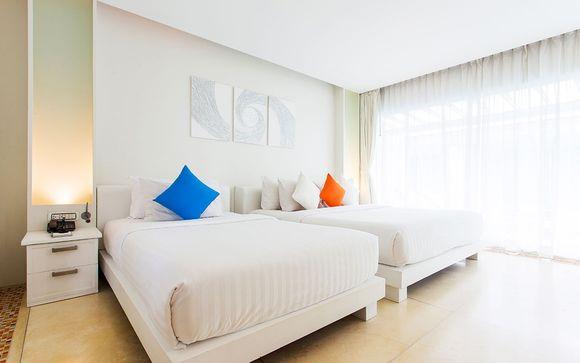 Poussez les portes de votre Samui Resotel Beach Resort 4*