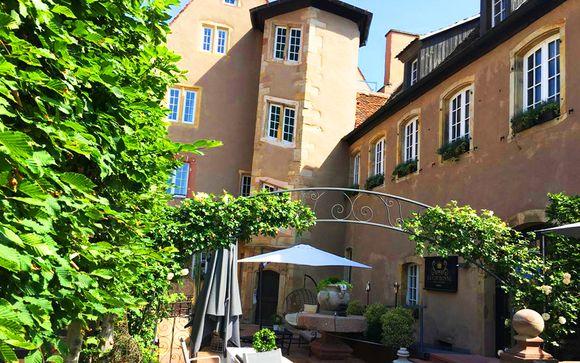 Hôtel la Couronne 4*