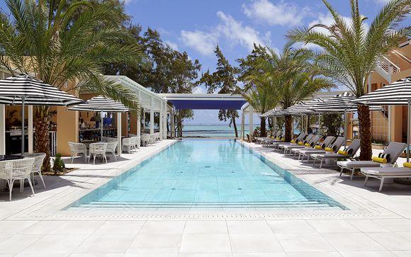 Hôtel SALT of Palmar, Mauritius 5*