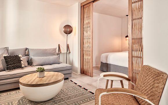 Poussez les portes de votre hôtel Boho Suites