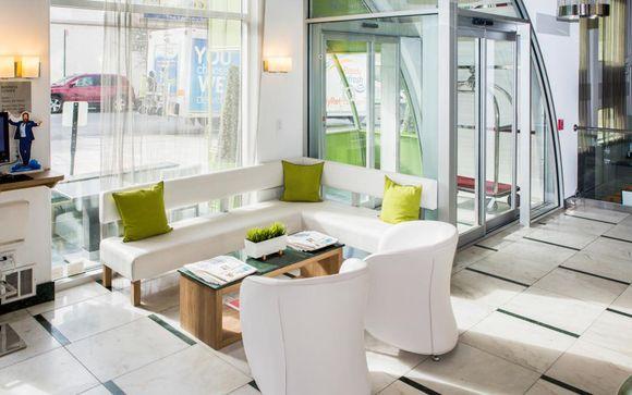 Poussez les portes du Wyndham Garden Brooklyn Sunset Park et du Dreams Puerto Aventuras Resort & Spa 4*