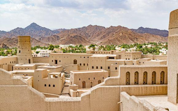 Autotour Les Merveilles d'Oman