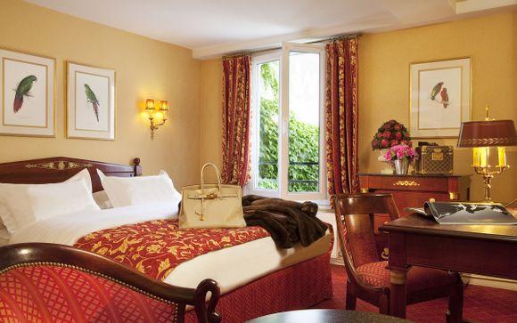 Poussez les portes de l'Hôtel de Varenne 4*