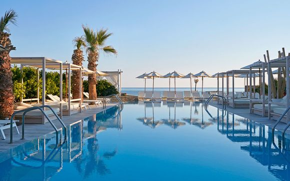 Hôtel The Island 4* - Adults Only