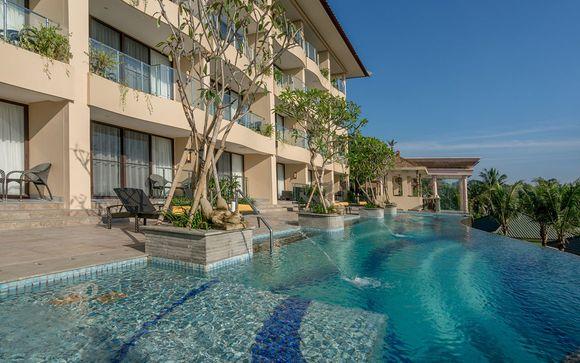 Poussez les portes de l'hôtel Seres Springs Resort 5* à Ubud