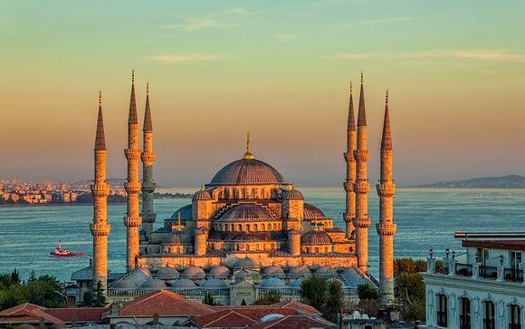 Rendez-vous... à Istanbul et Sharm el Sheikh