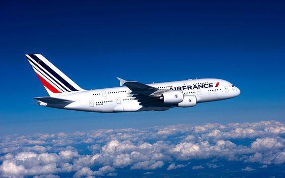 Offrez-vous le luxe de la Cabine Air France La Première