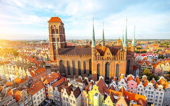 H�tel Scandic Gdansk 4*