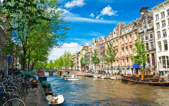 American Hôtel Amsterdam 4*