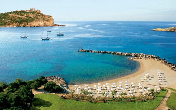 Hôtel Cape Sounio Grecotel Exclusive Resort 5*