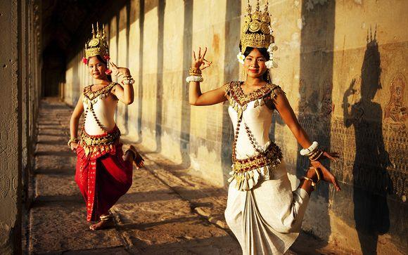 Combiné de Rêve Sofitel Phnom Penh et Sofitel Angkor Phokeethra Golf & Spa Resort 5*