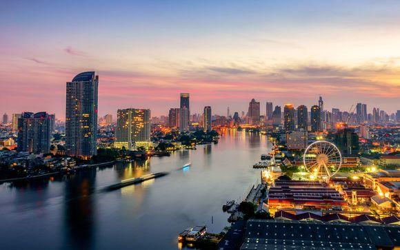 Rendez-vous... à Koh Samui, Koh Panghan et Bangkok