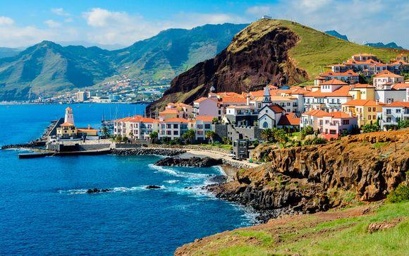 Tiles Madeira Hotel 4*