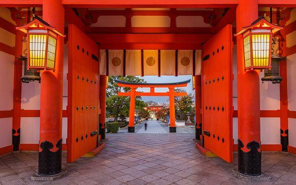 Itinérances nippones entre passé et présent