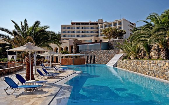 Hôtel Wyndham Grand Crete Mirabello Bay 5*