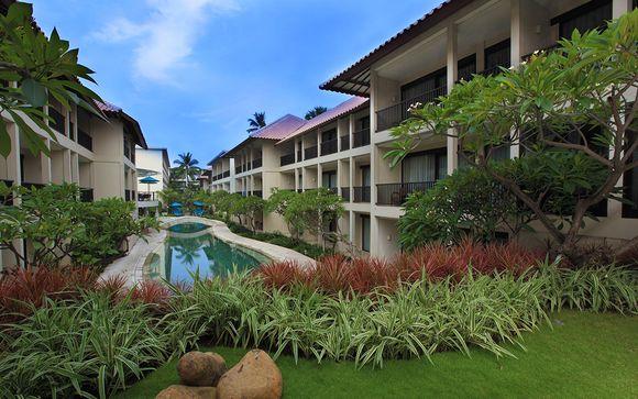 Poussez les portes de l'hôtel Camakila Legian Bali 4*