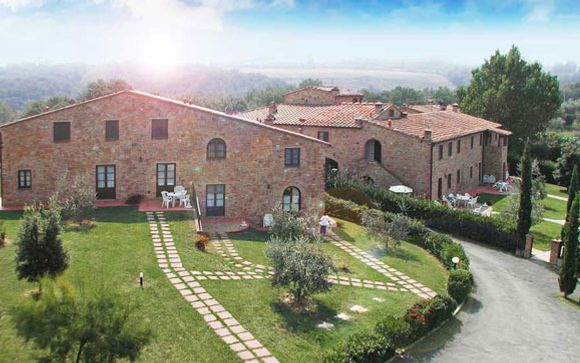 Borgo Collelungo ****