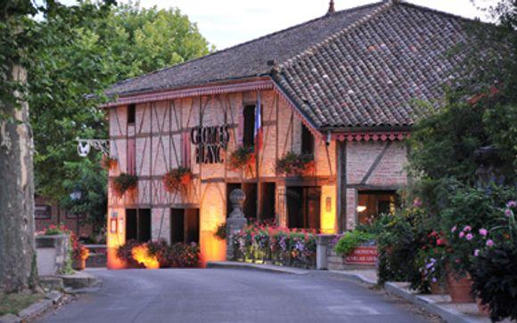 Relais & Châteaux ***** Georges Blanc - Vonnas - France