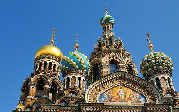 Suivez-nous... En Russie