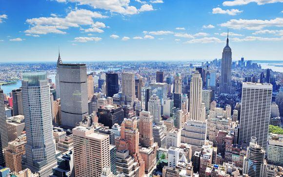 Votre pré-extension possible à New-York (offre 2)
