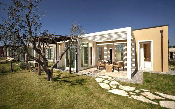 Hôtel Toscana Biovillage 4*