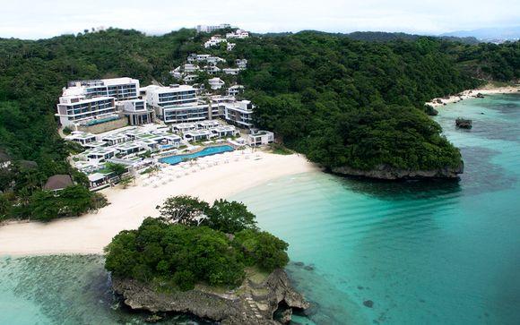 Poussez les portes de l'hôtel Crimson Boracay 5* à Boracay
