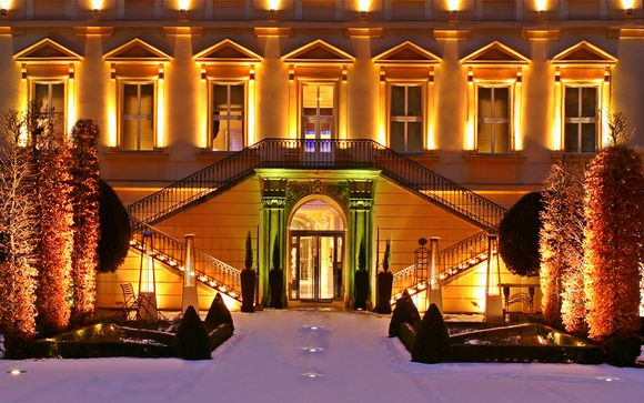 Hôtel The Grand Mark Prague 5*