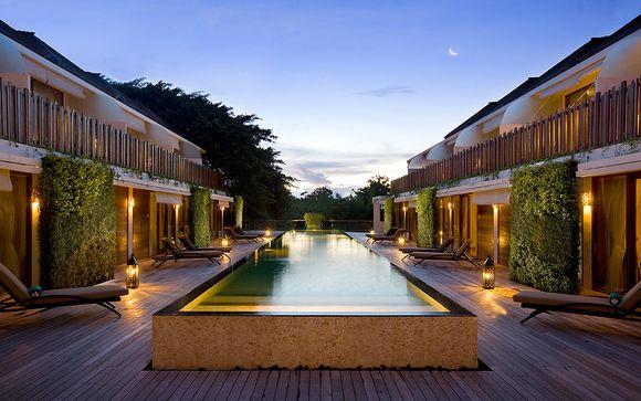 Poussez les portes de votre extension possible à Bali