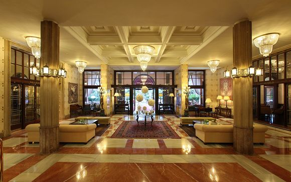 Les hôtels
