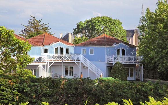Poussez les portes du Park and Suites Village La Rochelle Marans