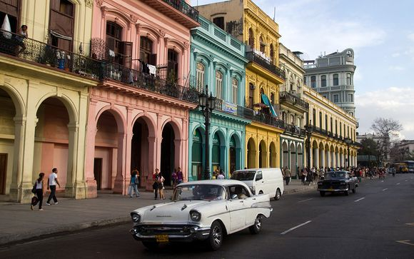 Suivez-nous... A Cuba