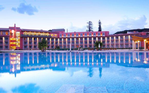 Poussez les portes de l'hôtel Terceira Mar 4*