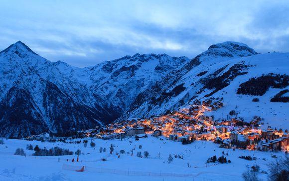 Belambra Clubs Les Deux Alpes 1800 4*