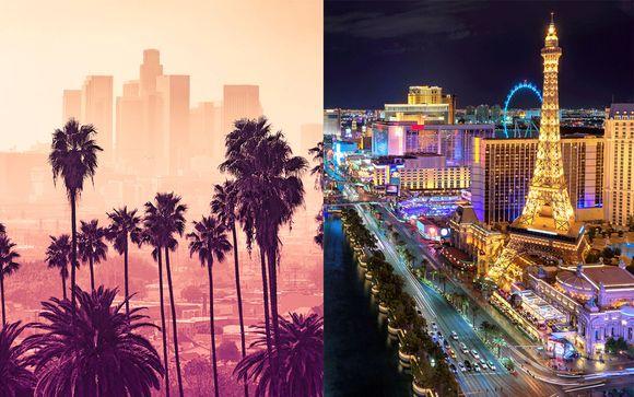 Hôtel LINE Los Angeles 4* et possible extension 5* à Las Vegas