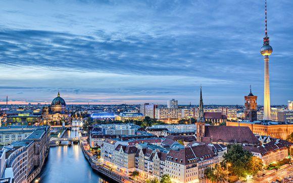 Combiné Berlin, Prague, Vienne - 6 ou 7 nuits en 4*
