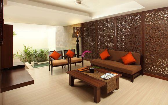 Poussez les portes de l'hôtel Villa Kayu Raja 4*