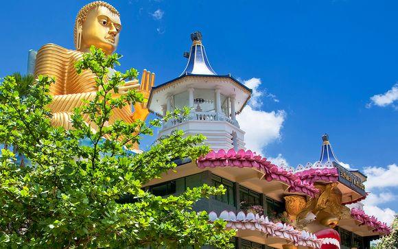 Suivez-nous... au Sri Lanka