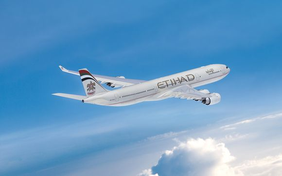 La compagnie Etihad Airways