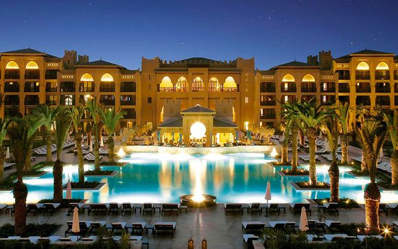 Hôtel Mazagan Beach Resort 5*