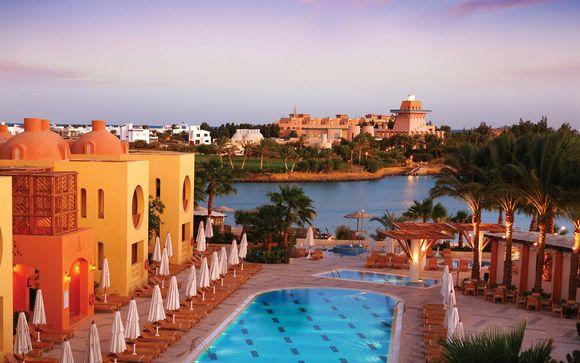 Hôtel Steigenberger Golf Resort 5* ou croisière Passion du Nil & Hôtel Steigenberger Golf Resort 5*