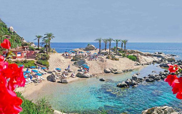 Hôtel Dune Arbatax Resort 4*