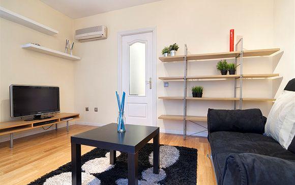 Poussez les portes de votre appartement