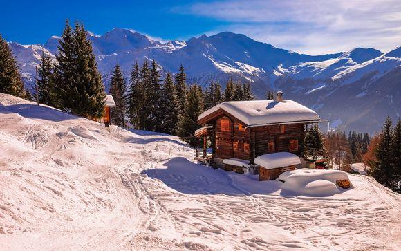 Rendez-vous... à Genève et dans les Alpes suisses