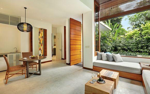 Poussez les portes de l'hôtel The Elysian Boutique Villa Hotel 5*