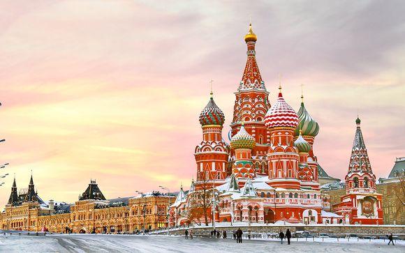Rendez-vous... à Moscou