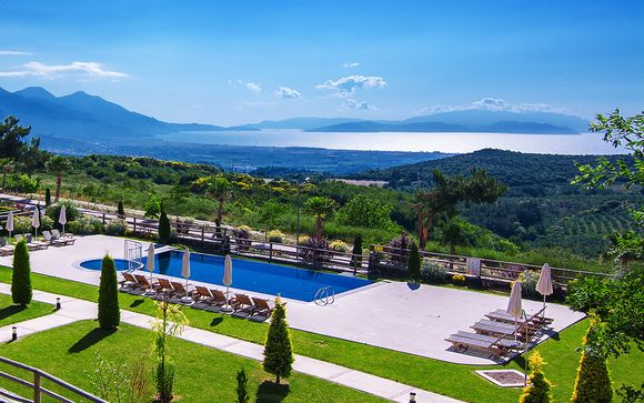 Hôtel CLC Kusadasi Golf & Spa Resort 5 *