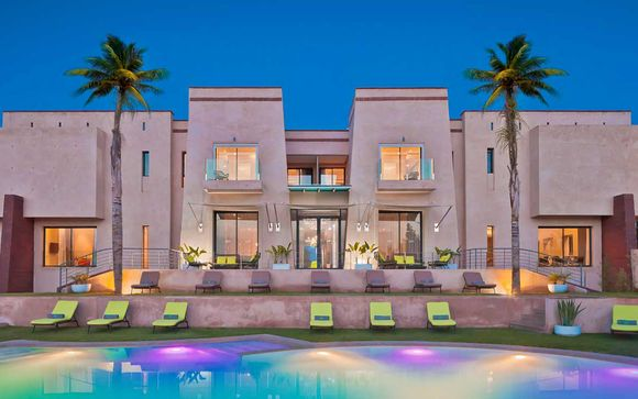 Design, luxe et cocooning...