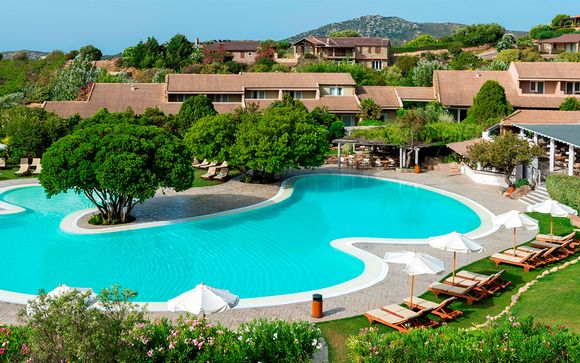 Chia Laguna Resort Village 4*